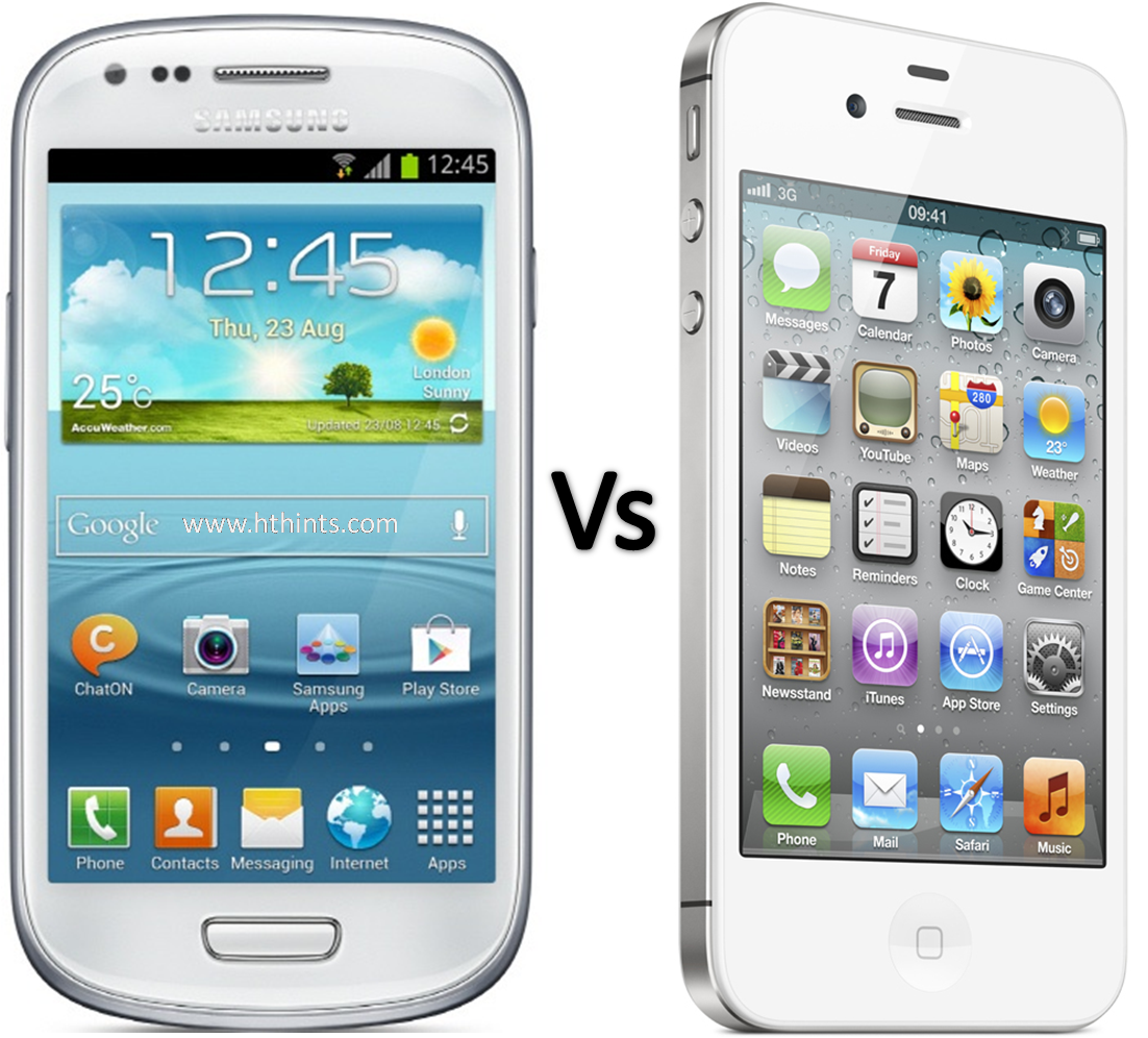 Apple vs Samsung: Judge Rules Samsung Did Not Willfully Infringe
